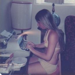 Dana Jae_Budding Writer_circa 1974