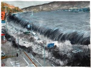 Tsunami by meraklisite.com