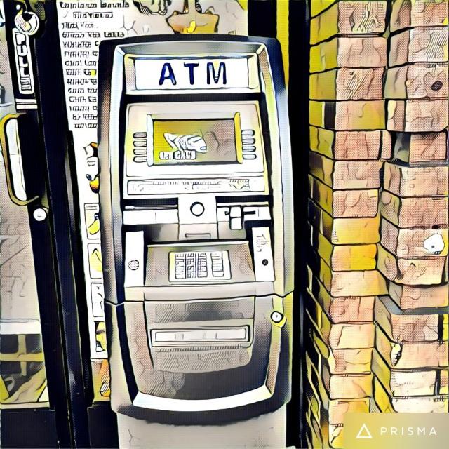 ATM Outside