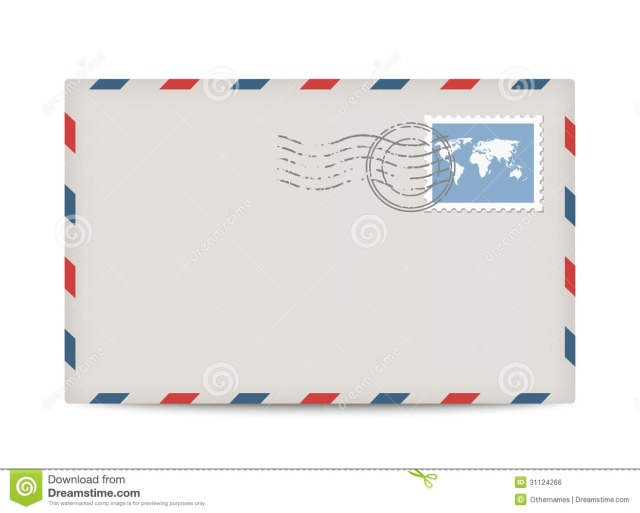 vector-postage-envelope-stamp-isolated-white-background-31124266